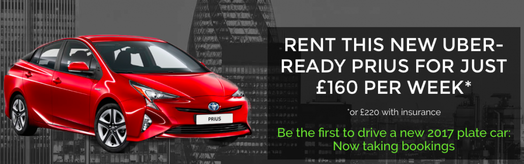 Hire PCO registered vehicle from Electric Avenue Cars London